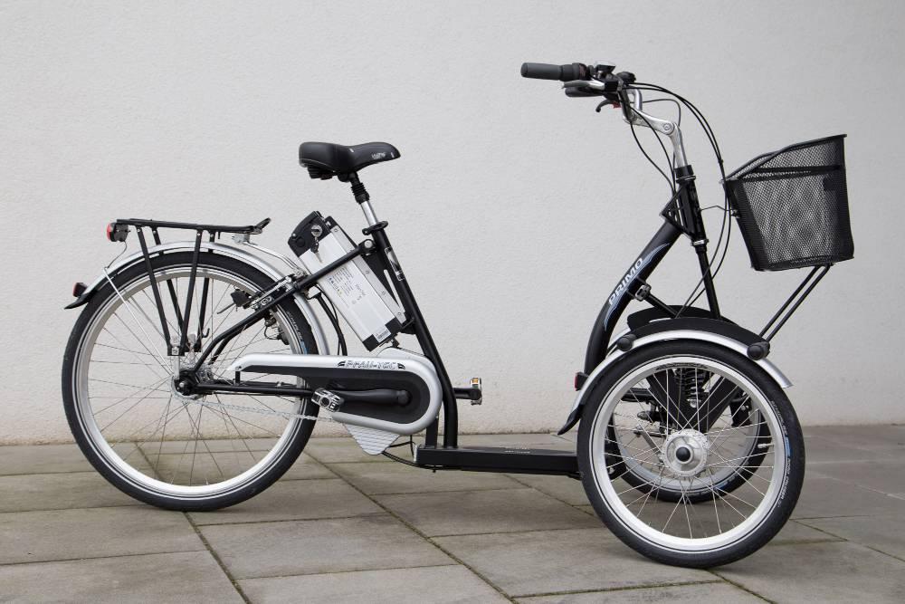 3 rad e bike